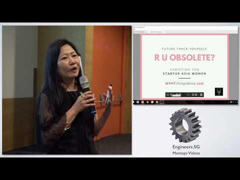 Christina Teo - Startup Asia Women