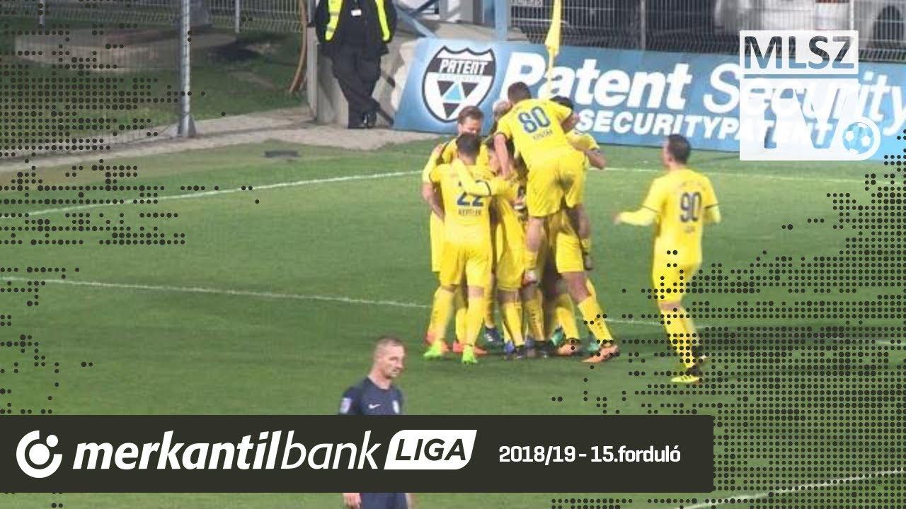 Gyirmót FC Győr - BFC Siófok | 2-2 (0-0) | Merkantil Bank Liga NB II.| 15. forduló |