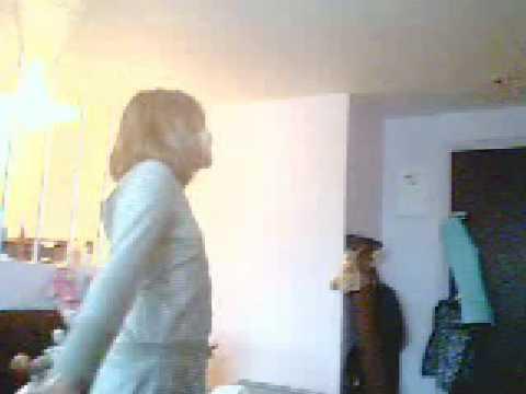 Nicole and KSenija-hahaha