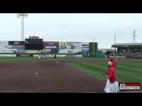 Milton Green - College Baseball Recruiting Video