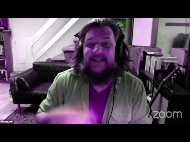 Tusk Virtual 2020 - Ian Nagoski