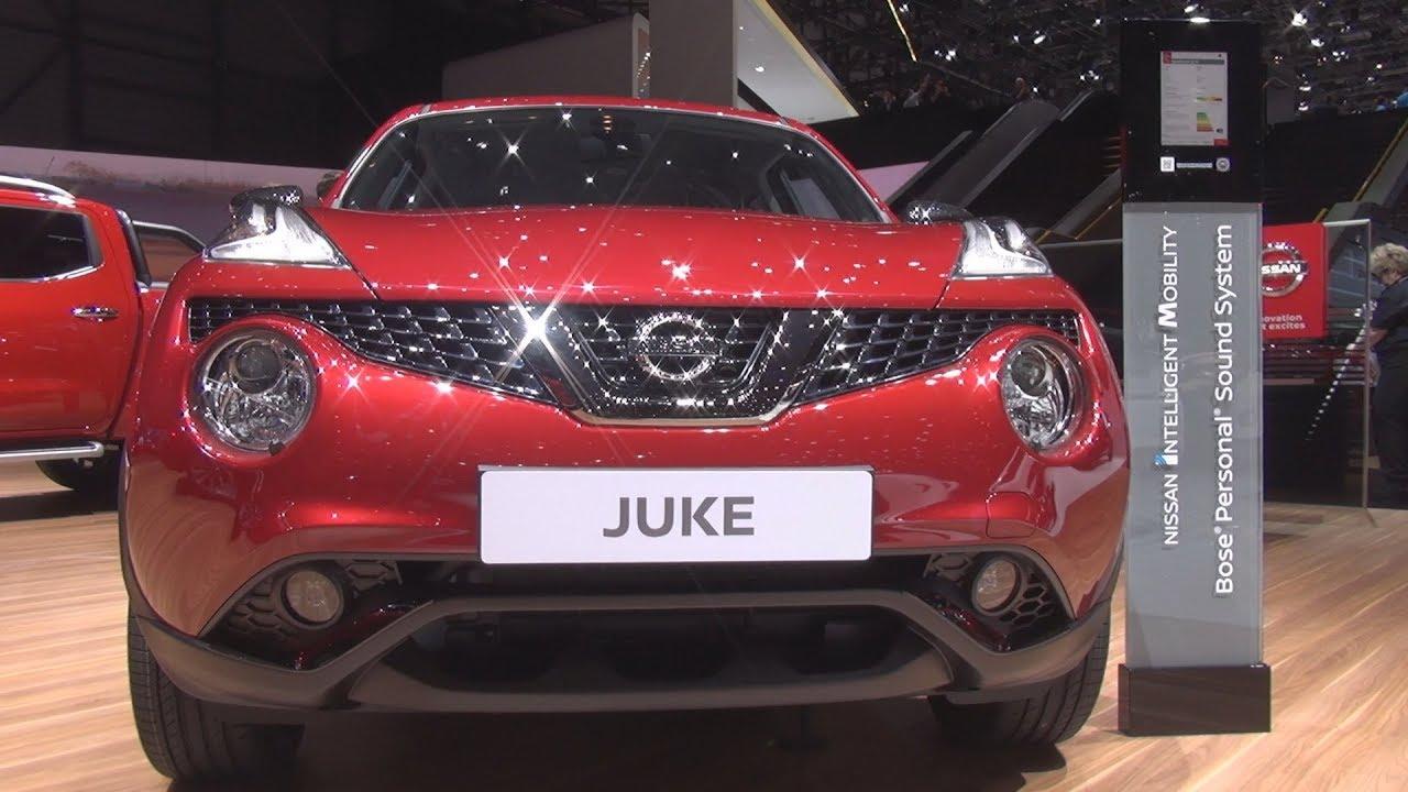 Nissan Juke 1.6 N-Connecta (2019) Exterior and Interior