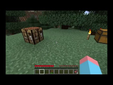 Lets PLay Minecraft Deutsch HD Mein Erstes Video