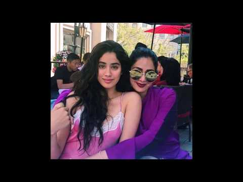 श्रीदेवी ने पोस्ट की मां बेटी की जोड़ी की बेहद प्यारी तस्वीर