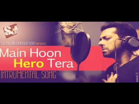 Main Hoon Hero Tera | HERO | Instrumental Cover Song