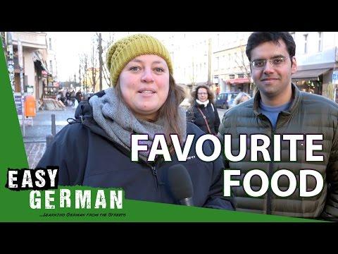 Tiếng Đức bài 33: Món ăn yêu thích
