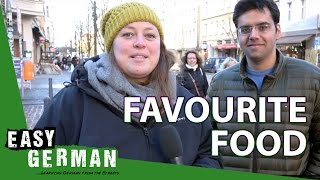 Favourite Food | Easy German 179