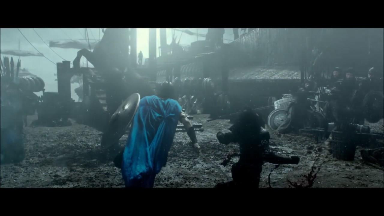 Download 300 Rise of an Empire  Best Battle scene(Battle of Marathon)Full HD 1080p