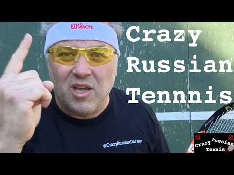 Crazy Russian Tennis Academy