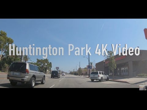 Huntington Park 4K Video