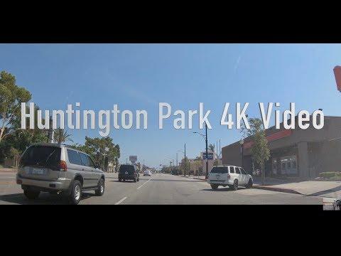 Huntington Park 4K Video