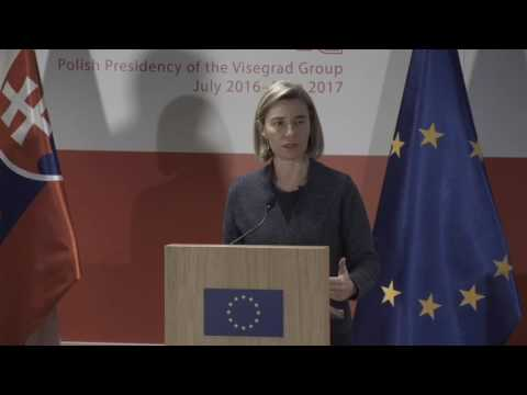 Press Conference -Western Balkans Ministerial Meeting in Warsaw