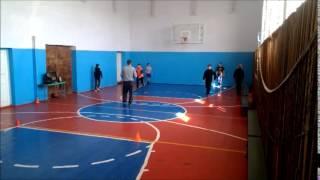 Урок баскетболу 6 клас