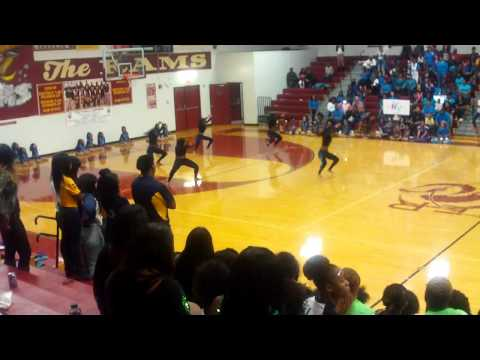 So you think you can dance competition Tyner High School Chattanooga, TN