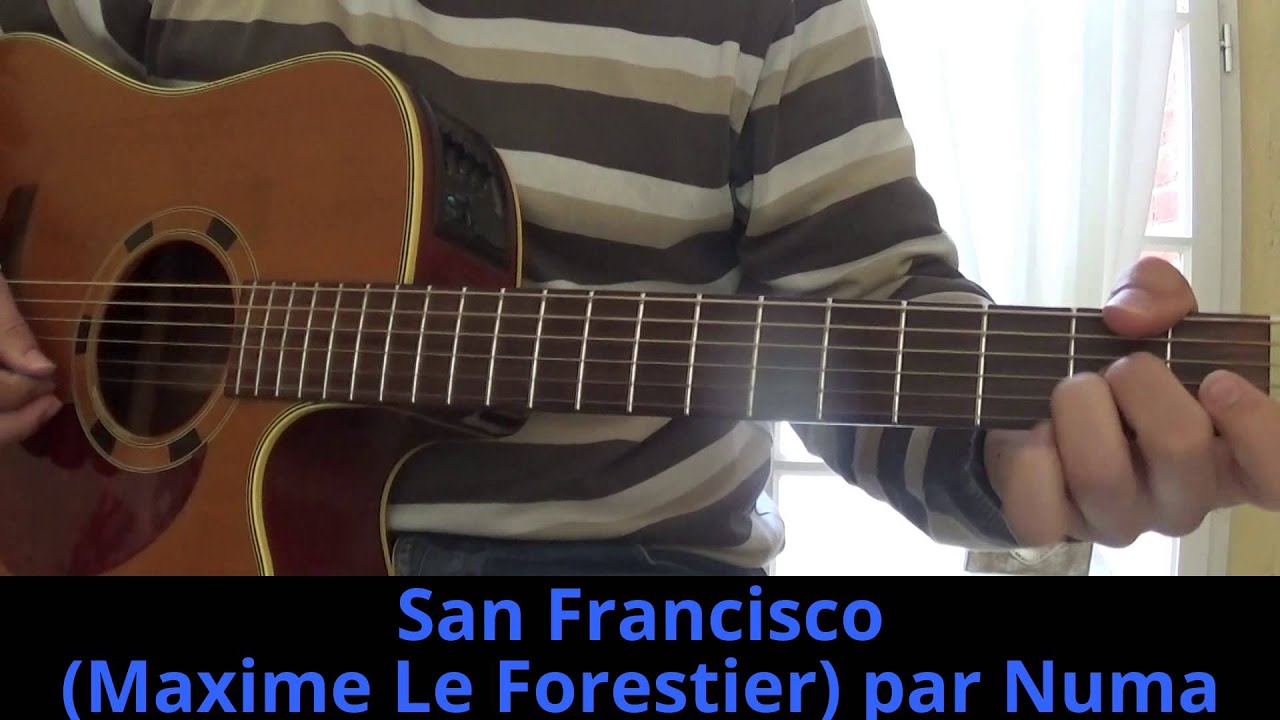 san francisco maxime le forestier reprise arrangement. Black Bedroom Furniture Sets. Home Design Ideas