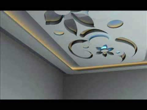 Decor platre youtube for Decoration de platre 2014
