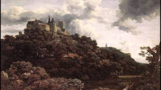 J. S. Bach - English Suite No.1 in A major BWV 806 - III Courante I
