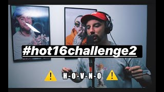 Johny Machette #hot16challenge2