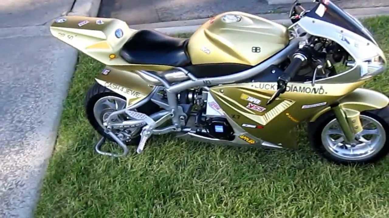 Super Bikes Motorbikes Bike: SUPER PIT BIKE.MOTOR BAZANE IRAN