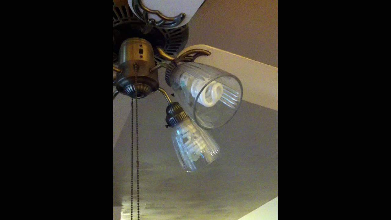Ceiling fan light problem youtube ceiling fan light problem mozeypictures Gallery