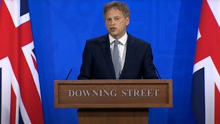 'Green list' of holiday destinations for travellers in England announced - full news conference