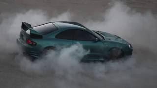 Toyota Celica GT4 Karpathos Greece