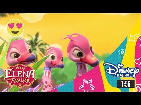 Elena din Avalor: Aventuri în Vastrella | Disney Channel România | Natura umană