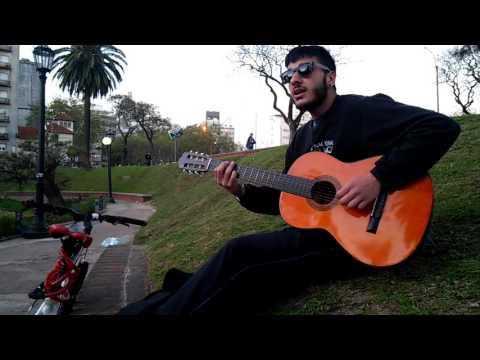Fantasma – Gustavo Cerati (Cover)