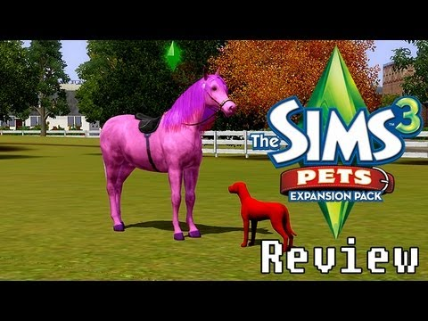 LGR - The Sims 3 Pets Review