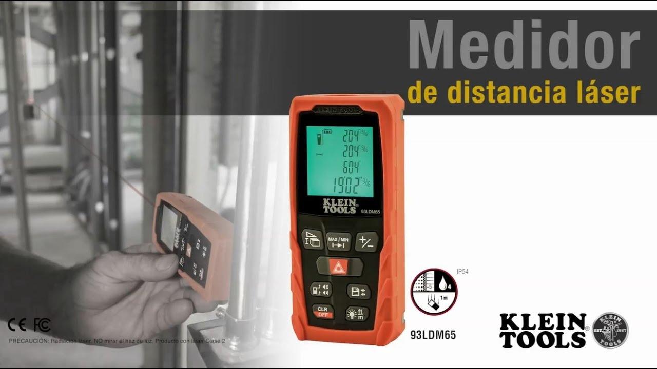 Medidor de distancia l ser youtube for Medidor de distancia laser