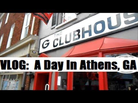 Come With Me to Athens, GA (VLOG)