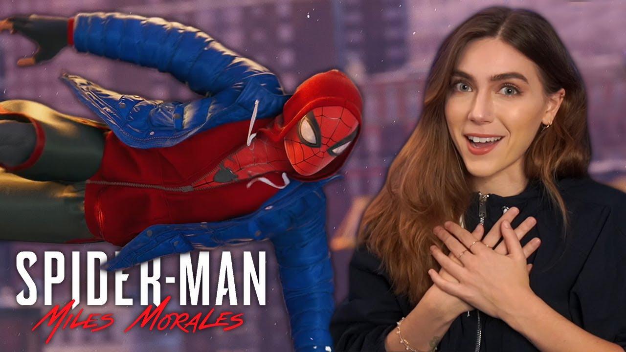 Download Let's Go! | Spider-Man Miles Morales Pt. 1 | Marz Plays