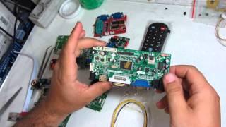 обзор универсальный скалеров контроллеров lvds