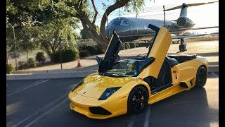 Lamborghini Murcielago LP640 Roadster Videos