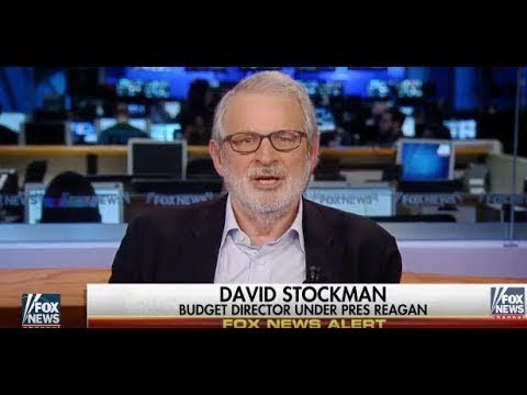 David stockman: US Crash - Debt - Taxes - Growth And The GOP Con Job