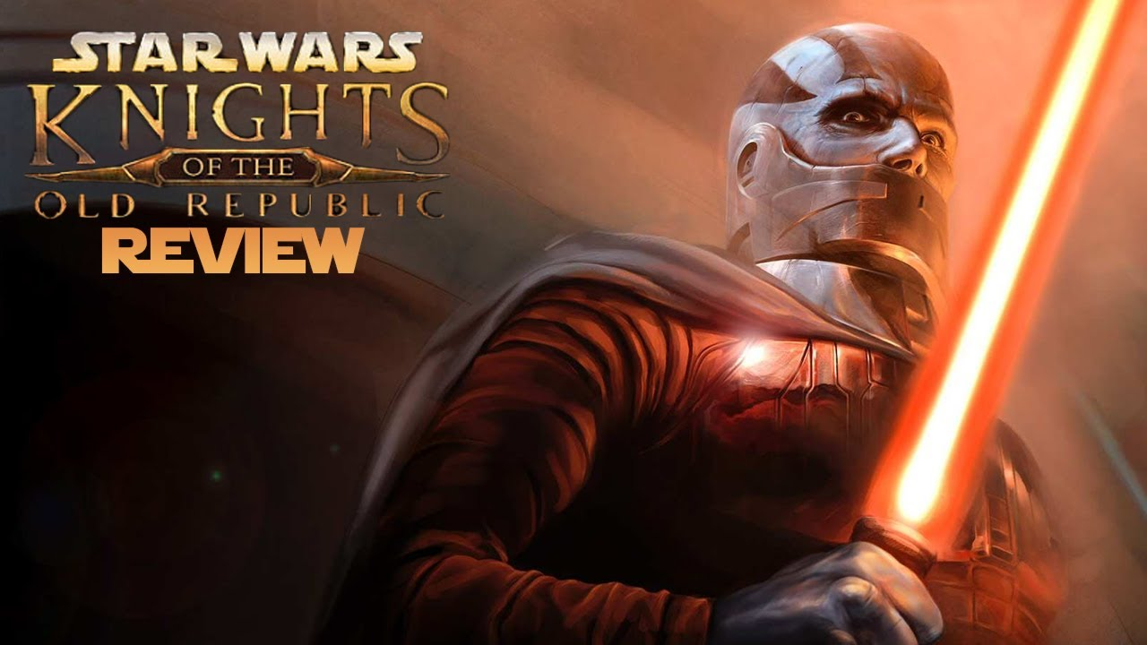 Star Wars Knights of the Old Republic Review - YouTube