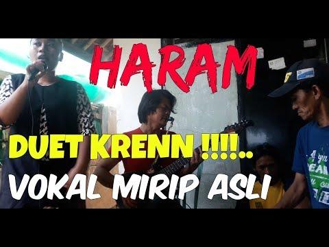 LATIHAN DUET ASLI MUSIC DANGDUT INDONESIAN SONETA SUARA MIRIP H RHOMA IRAMA- HARAM