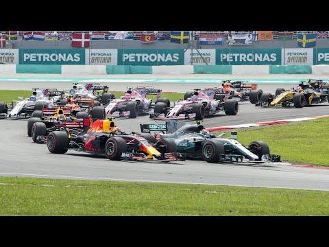 2017 Malaysia Grand Prix: Race Highlights