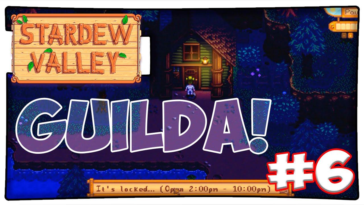 Stardew Valley - Quest da Adventurer's Guild #6 - YouTube