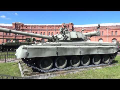 Артиллерийский музей в Санкт Петербурге (Часть 1)