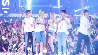 Video [FANCAM] 170708 SMTOWN LIVE WORLD TOUR VI SHINee 엔딩캠 4K download MP3, 3GP, MP4, WEBM, AVI, FLV November 2017