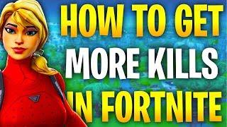 HOW TO GET MORE ELIMINATIONS IN FORTNITE! FORTNITE TIPS! SEASON 8 FORTNITE TIPS