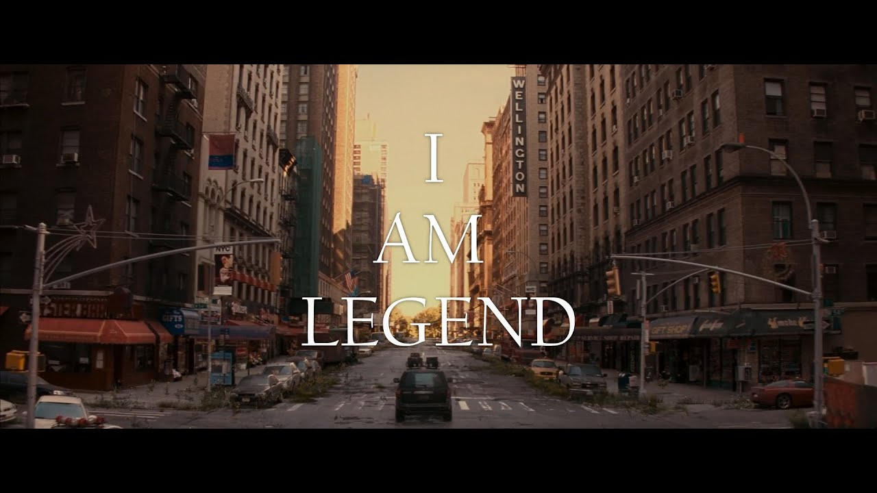 I Am Legend 2 Trailer Deutsch