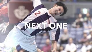 NEXT ONE   吉野 樹    次世代のスターをHirokun handball channel とのコラボでクローズアップ! 第1回は昨春の関東学生優勝の立役者となった三郷の星が登場!