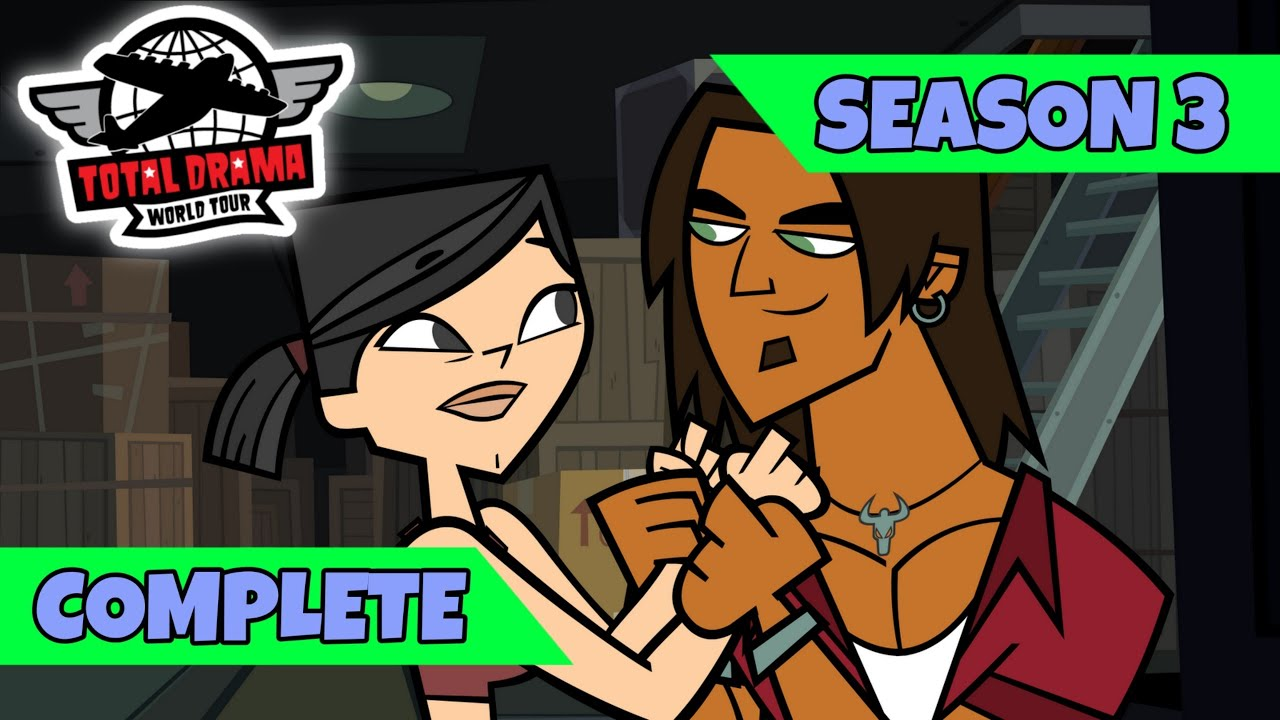 Download Total Drama World Tour - Complete   Full HD (1080p)