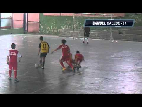 Drible fantástico do samuel calebe no Futsal - Copa SESI Cat.2001 Travel Video