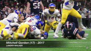Landry Walker 50, West Monroe 21 (Full Game) - LHSAA Class 5A State Championship