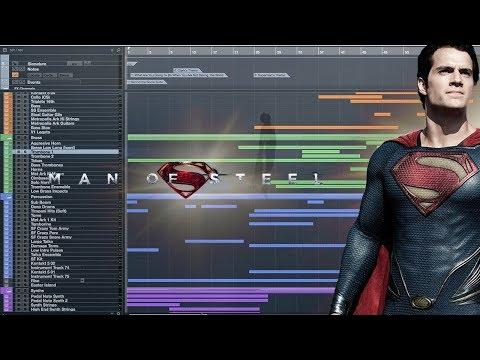 Behind the Score: Man of Steel