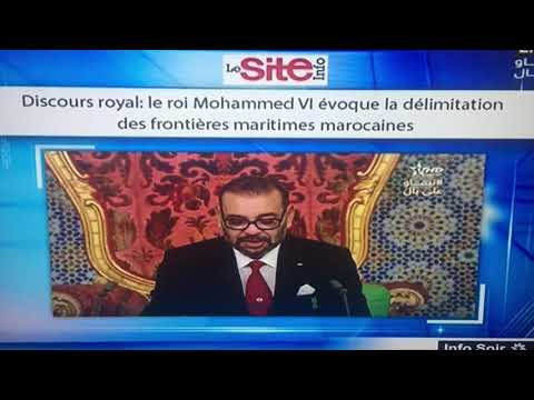Maroc 🇲🇦 la presse express et pas L'APS.....