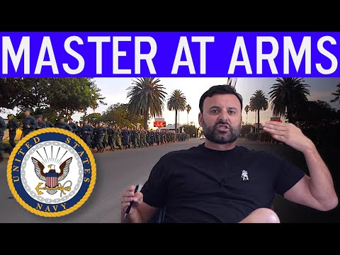 Navy Master At Arms (MA) Explained